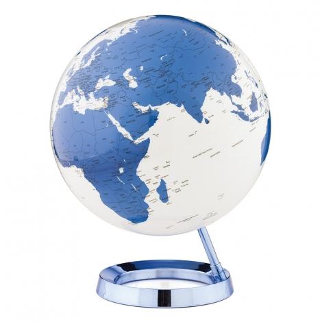 ★アトモスフィア!地球儀 カラー ホット ブルー【イタリア製】★