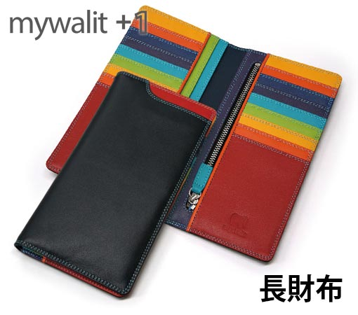 マイウォリット 長財布 イタリア製カーフスキン mywalit PLUS-1 Breast Wallet MY145610