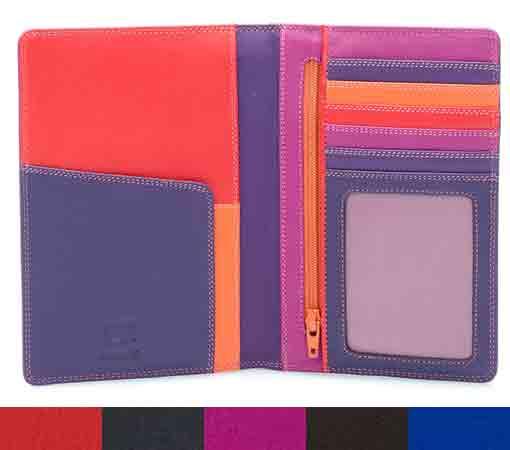 送料無料 トラベルウォレット(財布兼パスポートケース) 圧倒的な個性と存在感を放すイタリア製皮革製品 マイウォリット(mywalit) MY378
