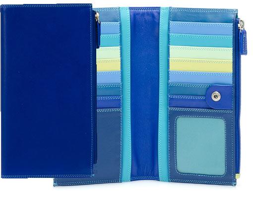 送料無料 ツインジップウォレット(長財布) 圧倒的な個性と存在感を放すイタリア製皮革製品 マイウォリット(mywalit) MY389