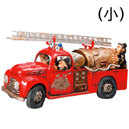 『レッツゴー消防士』(小)【ギラーモ・フォルチーノ フィギュアコレクション】【通販・販売】