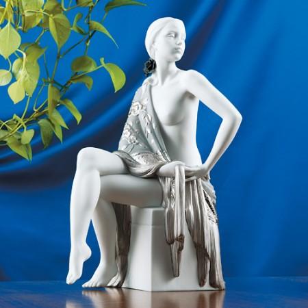 リヤドロ『セビリアの娘』(Re-Deco)【人形・置物】【通販・販売】