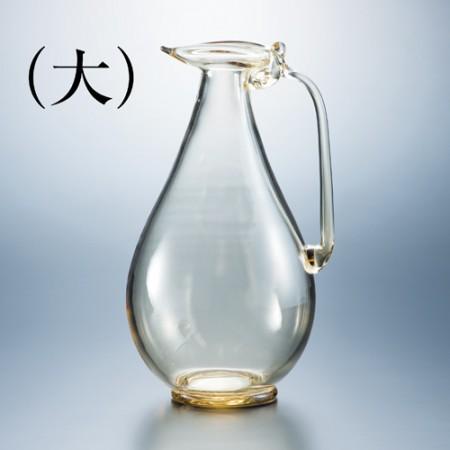 由水常雄 正倉院宝物写し傑作選『白琉璃水瓶』(大)箱根ガラスの森美術館顧問 東西文化交流美術史家【通販・販売】