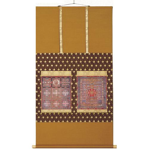 国宝『両界曼荼羅』【仏画・掛軸】【通販・販売】