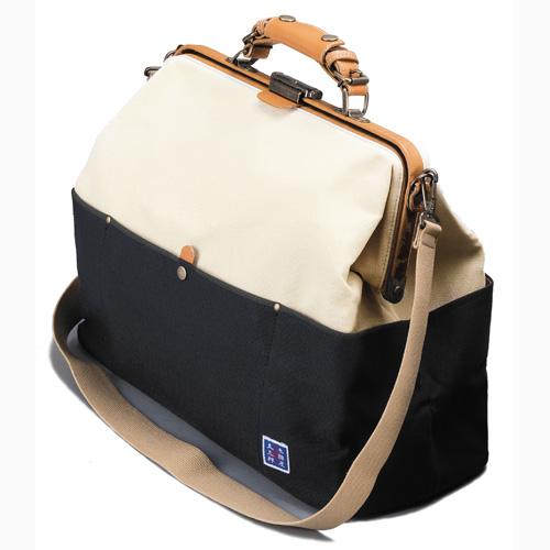 木綿屋五三郎 帆布コンビダレス『ボストンバッグ』【メンズ・鞄】【通販・販売】