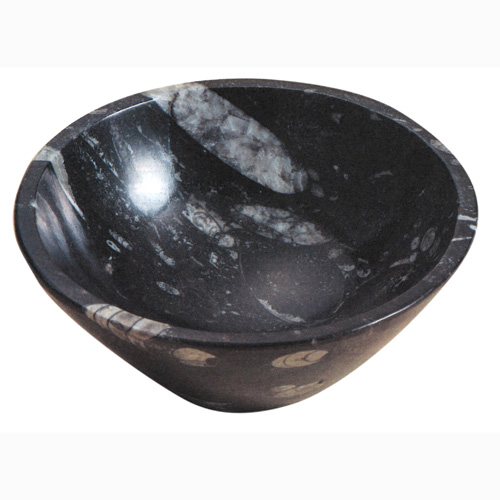 オルソセラス『太古の化石椀』【化石・茶碗・食器】【通販・販売】