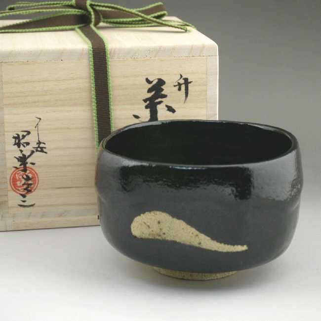 京焼 清水焼 のんこう七種 升 抹茶茶碗 昭楽