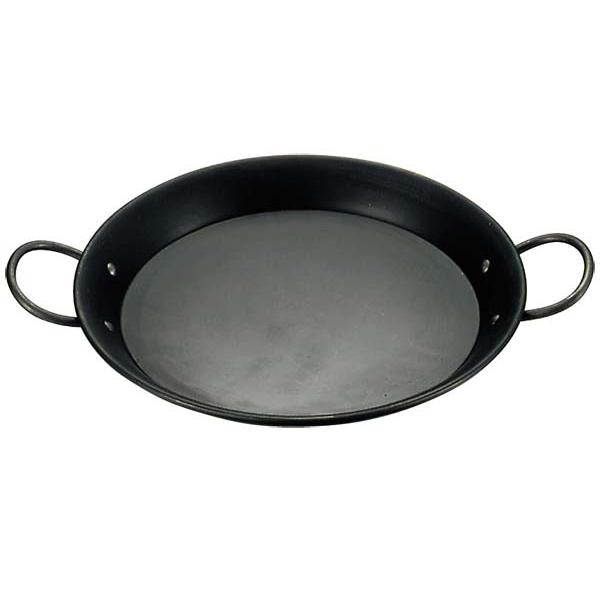 鉄パエリア鍋 (パエジェーラ) 52cm