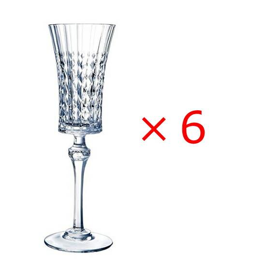 Cristal Darques Lady Diamond.Six Sale Cristal Darques Crystal D Arc Lady Diamond Flute 150 Elegant Of Superior Grade Gorgeous Glass Champagne Glass Party Hospitality Birthday