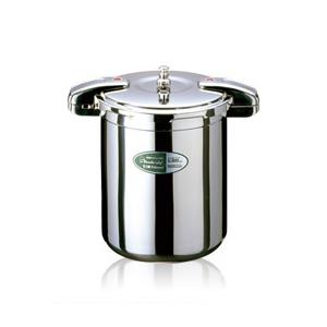 ワンダーシェフ (Wonder chef) プロ仕様 業務用両手圧力鍋 20L
