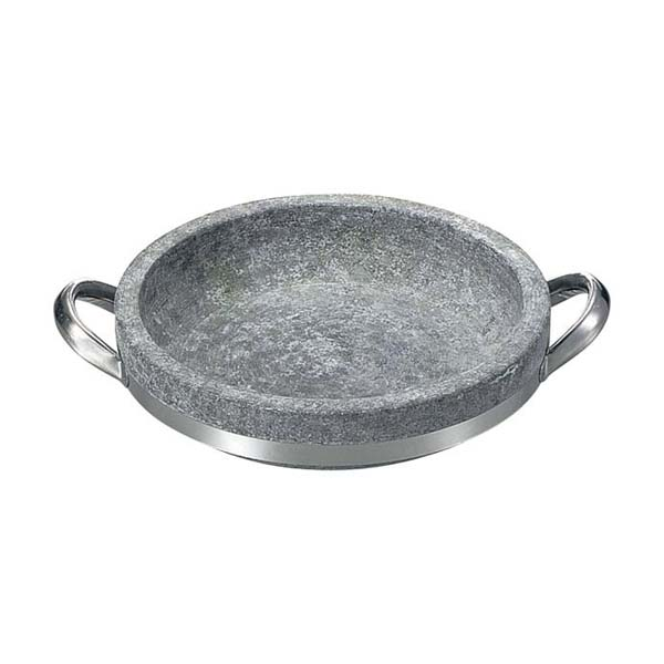 長水 遠赤 石焼海鮮鍋 (ハンドル付) 34cm