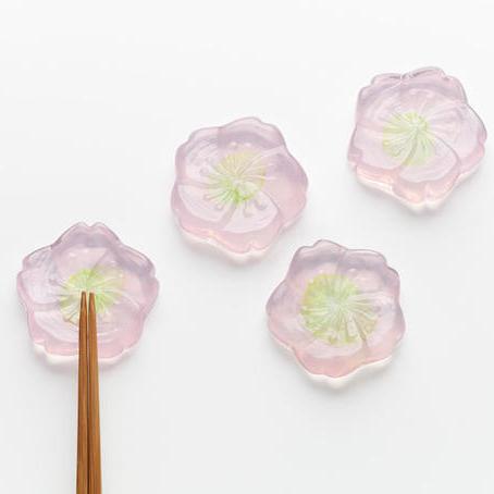 sakura(樱花)筷子架(5个装)