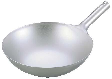 純チタン 中華鍋 36cm