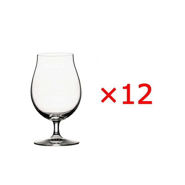 シュピゲラウ (Spiegelau) ビアクラシック (BEER CLASSICS)ステムピルスナー (12個セット販売)