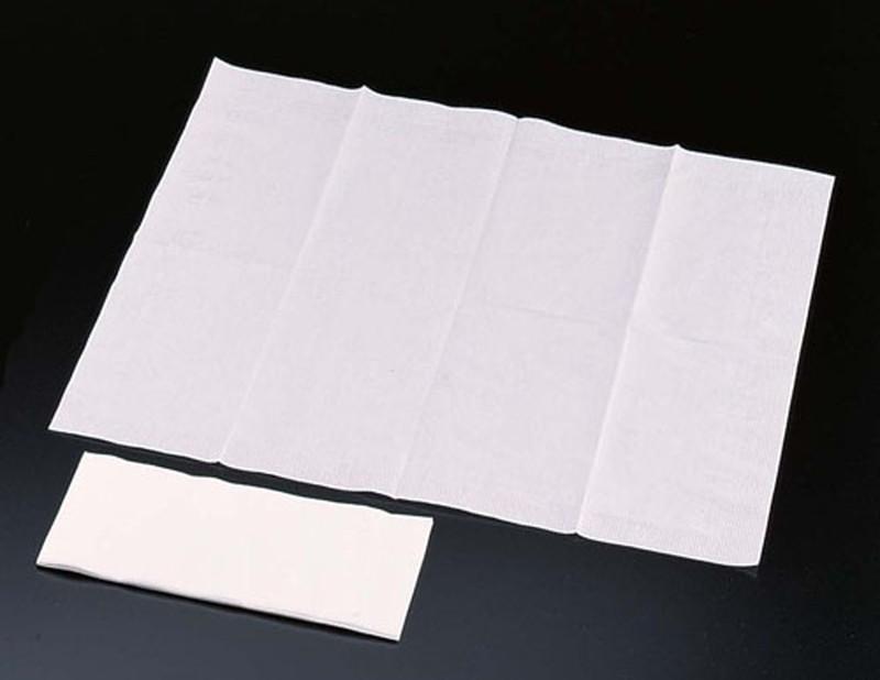 [TKG16-1402] 紙2枚重ね8ッ折ナフキン (1ケース2,000枚入)