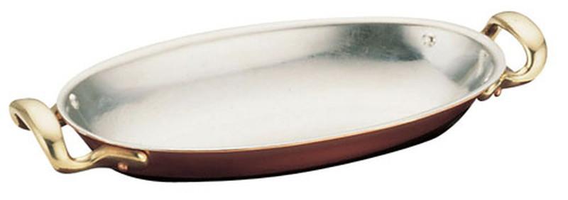 [TKG16-1674] SW銅オパール鍋 (蓋付)22cm