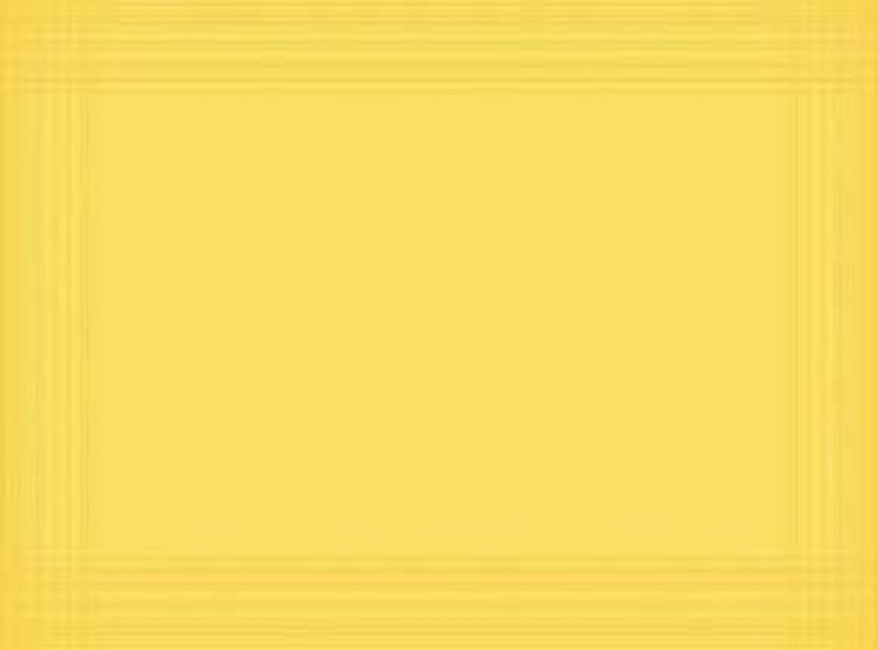[TKG16-1919] デュニセル プレスマット(500枚入) イエロー