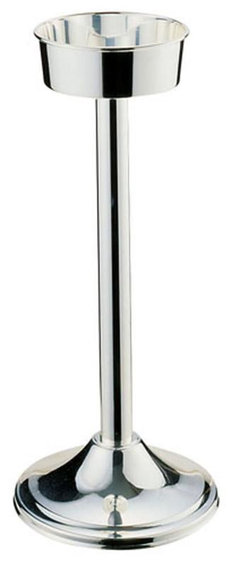 [TKG16-1568] 洋白3.8μウェスタン型シャンパンスタンド 大 ※受注生産