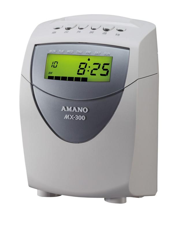 アマノ 時間集計タイムレコーダー MX-300 (TKG17-2511)