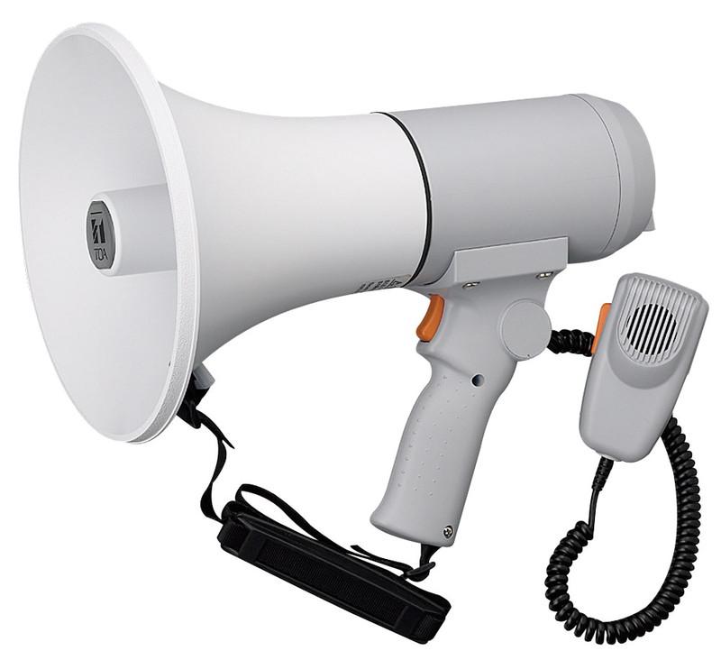 ハンドル付ショルダーメガホン 15W ER-3115 (TKG17-2526)