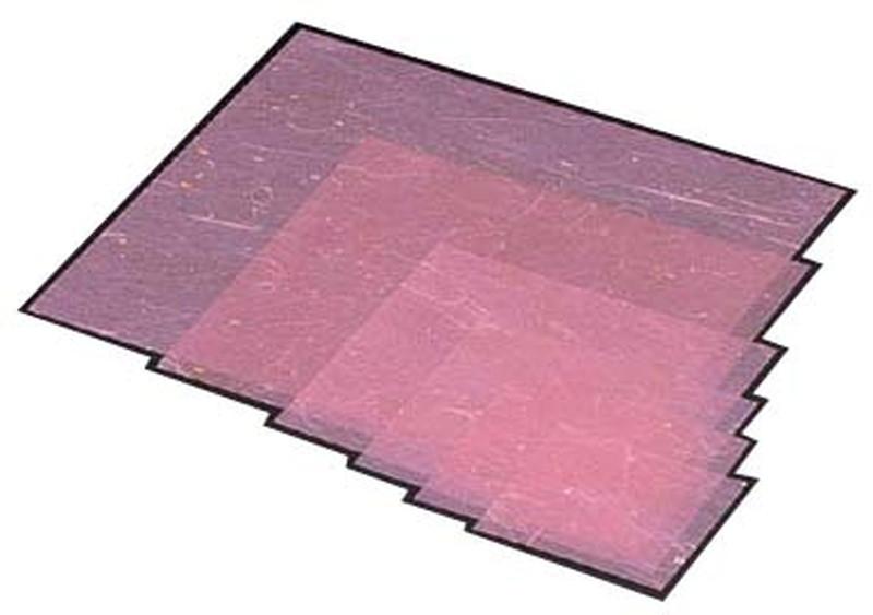 [TKG16-1908] 金箔紙ラミネート 桃 (500枚入) M30-423