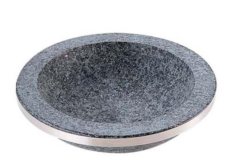 長水 石焼煮込み鍋 手無 補強リング付 YS-0330C 30cm 7-2037-1302 煮込み鍋 (TKG17-2037)