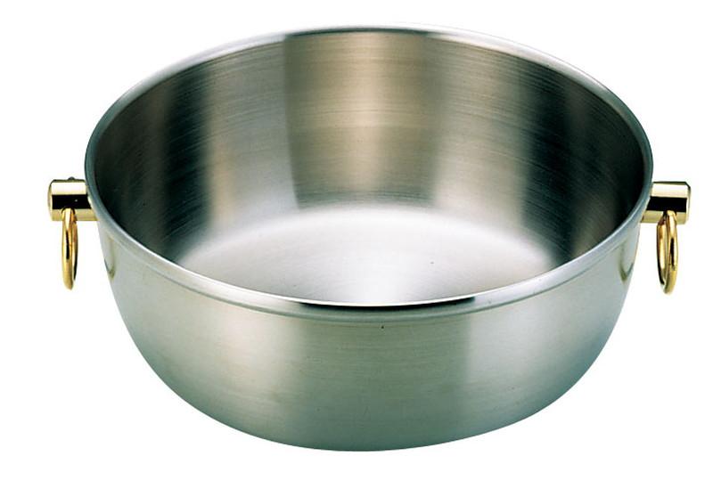 ロイヤル クラデックス しゃぶしゃぶ鍋 CQCW-240 7-1996-0601 しゃぶしゃぶ鍋 (TKG17-1996)