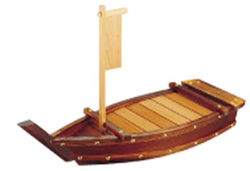 ネズコ 大漁舟2尺 7-2069-0601 舟型盛台 (TKG17-2069)