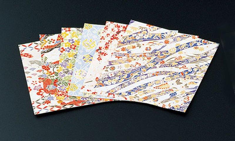 [TKG16-1910] 千代紙セット(200枚×6柄入) M33-131