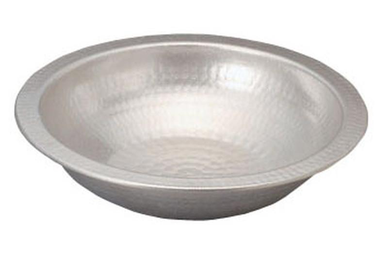 アルミ電磁用うどんすき(白仕上げ) 33cm 7-1994-0803 すき鍋 (TKG17-1994)