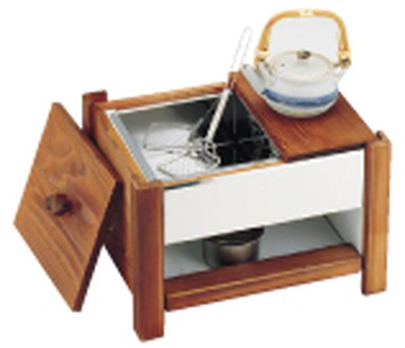 [TKG16-1954] ネズコ湯豆腐セット(固形燃料用) CN-405