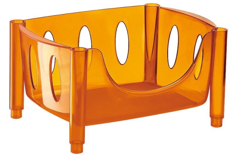 [TKG16-2251] グッチーニ スタッキングバスケット 2265.1045オレンジ