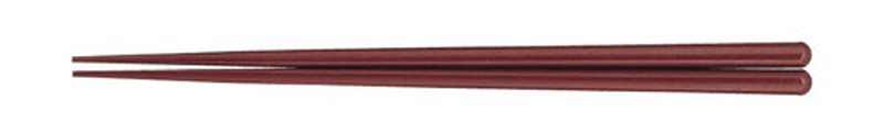 [TKG16-1642] 耐熱箸(50膳入) 21cmエンジ