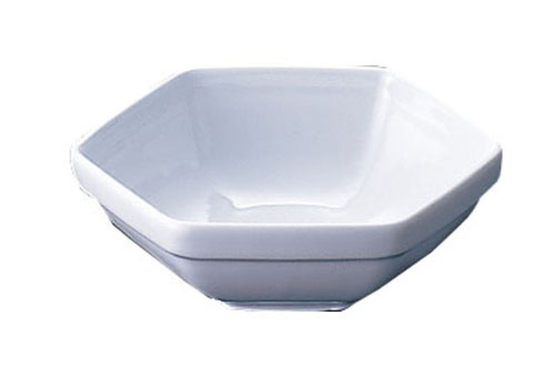 ROYALE ロイヤル 六角サラダボール 27cmPG460-27 7-2201-1603 洋食器 (TKG17-2201)