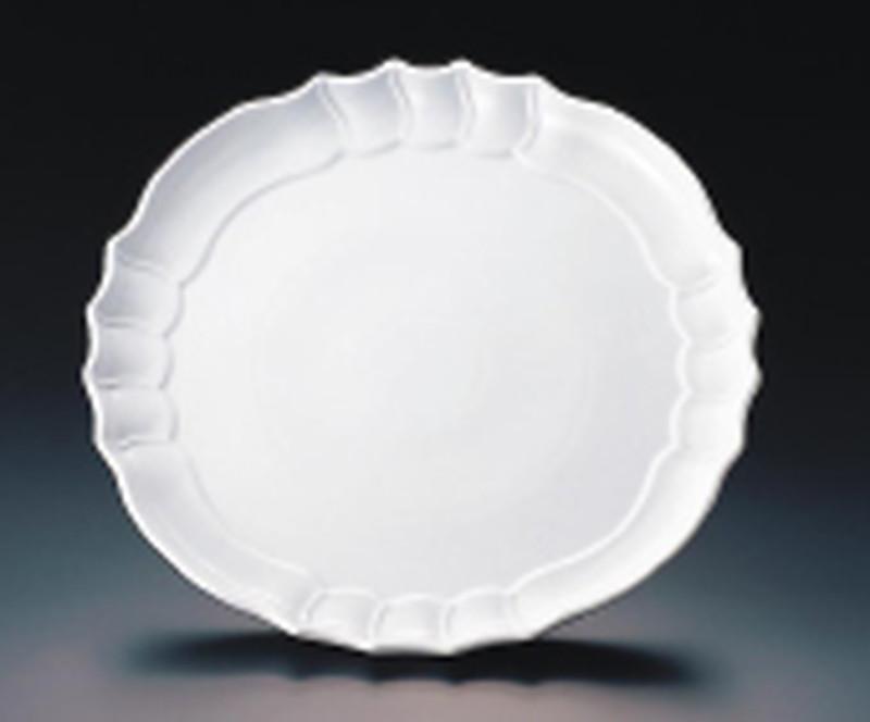 ROYALE ロイヤル オーブンウェアー 丸皿バロッコ 50cmPG850-50 7-2201-0802 洋食器 (TKG17-2201)
