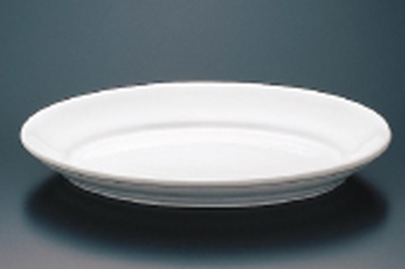 ROYALE ロイヤルバンケットウェアー小判ワイドリム PG820-55 7-2201-1403 洋食器 (TKG17-2201)