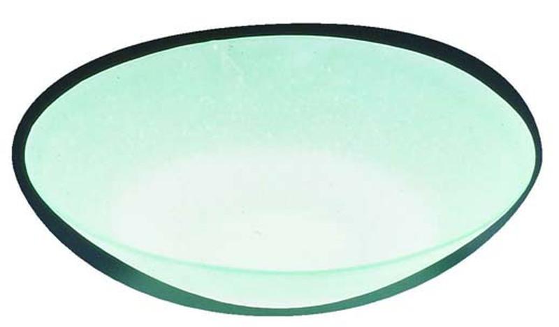 [TKG16-2171] 硝子和食器若草 40センチ盛皿