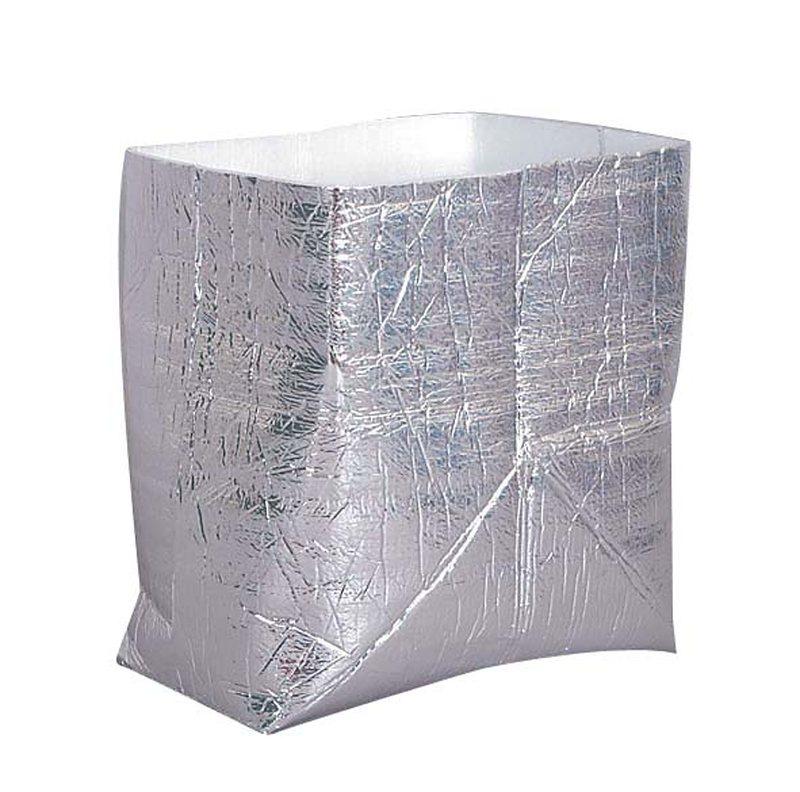 [TKG16-0165] 保冷・保温袋 アルバック自立式袋お弁当用  (50枚入)