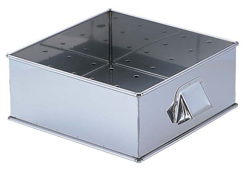 [TKG16-0371] SA21-0角蒸器 39cm用:枠(目皿付)