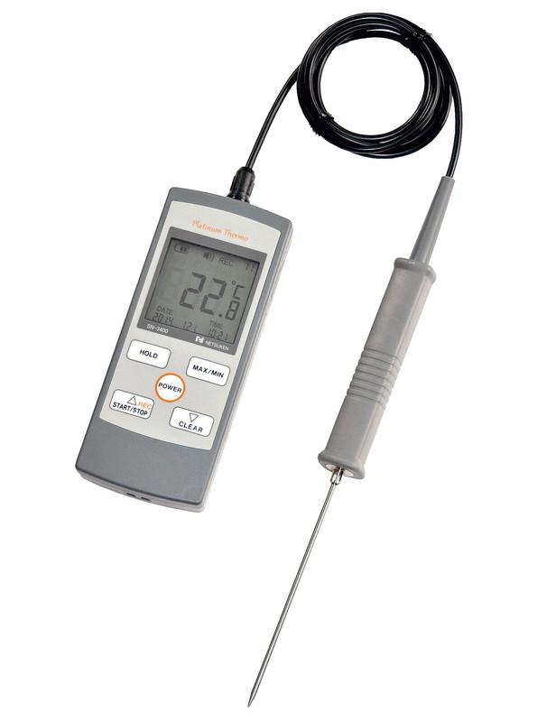 防水ハンディー型白金デジタル温度計 SN-3400標準センサー付 7-0578-1201 7-0578-1201 温度計 温度計 (TKG17-0578) (TKG17-0578), インナーショップジュネワコー:ab8e1452 --- zonespirits.xyz