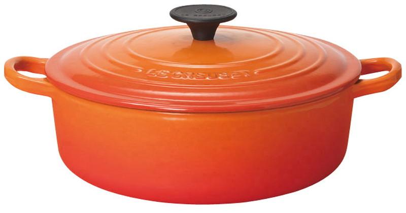[TKG16-0083] ル・クルーゼ ココット・ジャポネーズ 25052-24オレンジ