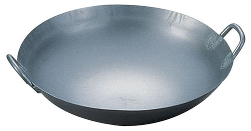 [TKG16-0381] チターナ 中華鍋(チタン製) 42cm