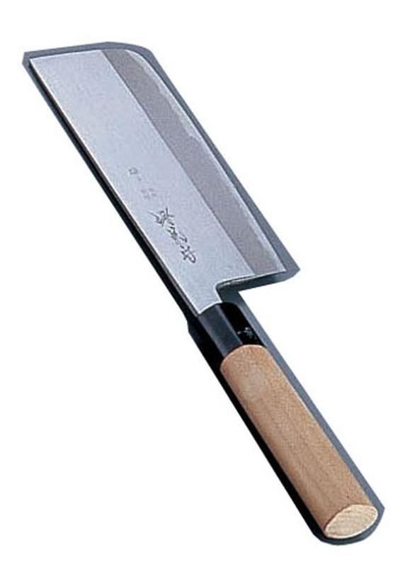 堺 菊守 極上 菜切 16.5cm 7-0284-1201 和庖丁(菜切) (TKG17-0284)