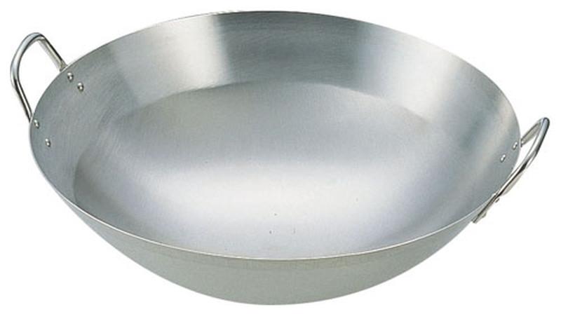 [TKG16-0381] 18-8 中華鍋 54cm