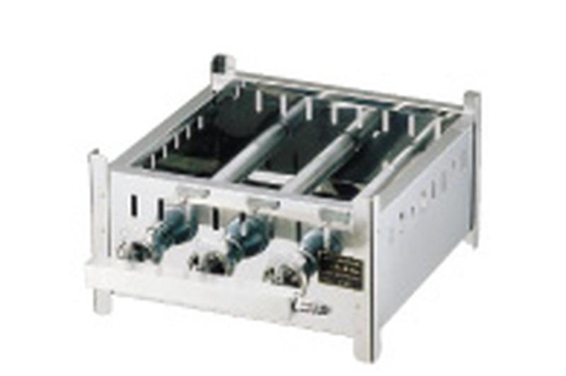 [TKG16-0371] SA18-0業務用角蒸器専用ガス台  50cm用LPガス