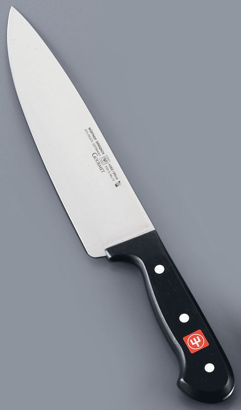 Wusthof ヴォストフ グルメ牛刀 4562-20 7-0304-1403 洋庖丁(牛切) (TKG17-0304)