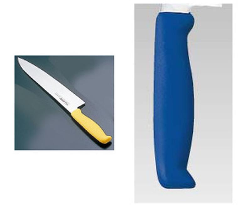 エコクリーン トウジロウ カラー牛刀 30cmブルーE-189BL 7-0315-0915 洋庖丁(牛切) (TKG17-0315)