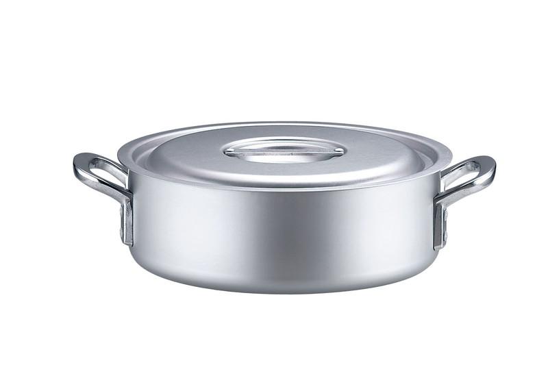 [TKG16-0035] TKG アルミニウム 外輪鍋 60cm
