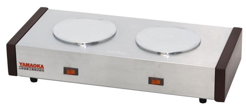 [TKG16-0813] 卓上用電気コーヒーウォーマー S-552PT(2連)