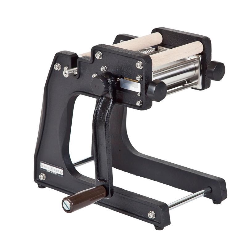 [TKG16-0370] 鉄鋳物 製麺機 4mm幅仕様